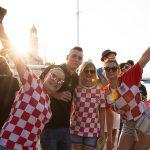 WM2018 Endfinale in Kroatien